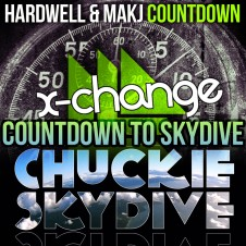 Countdown To Skydive (X-Change Bootleg Mashup) by Hardwell & MAKJ Vs Chuckie