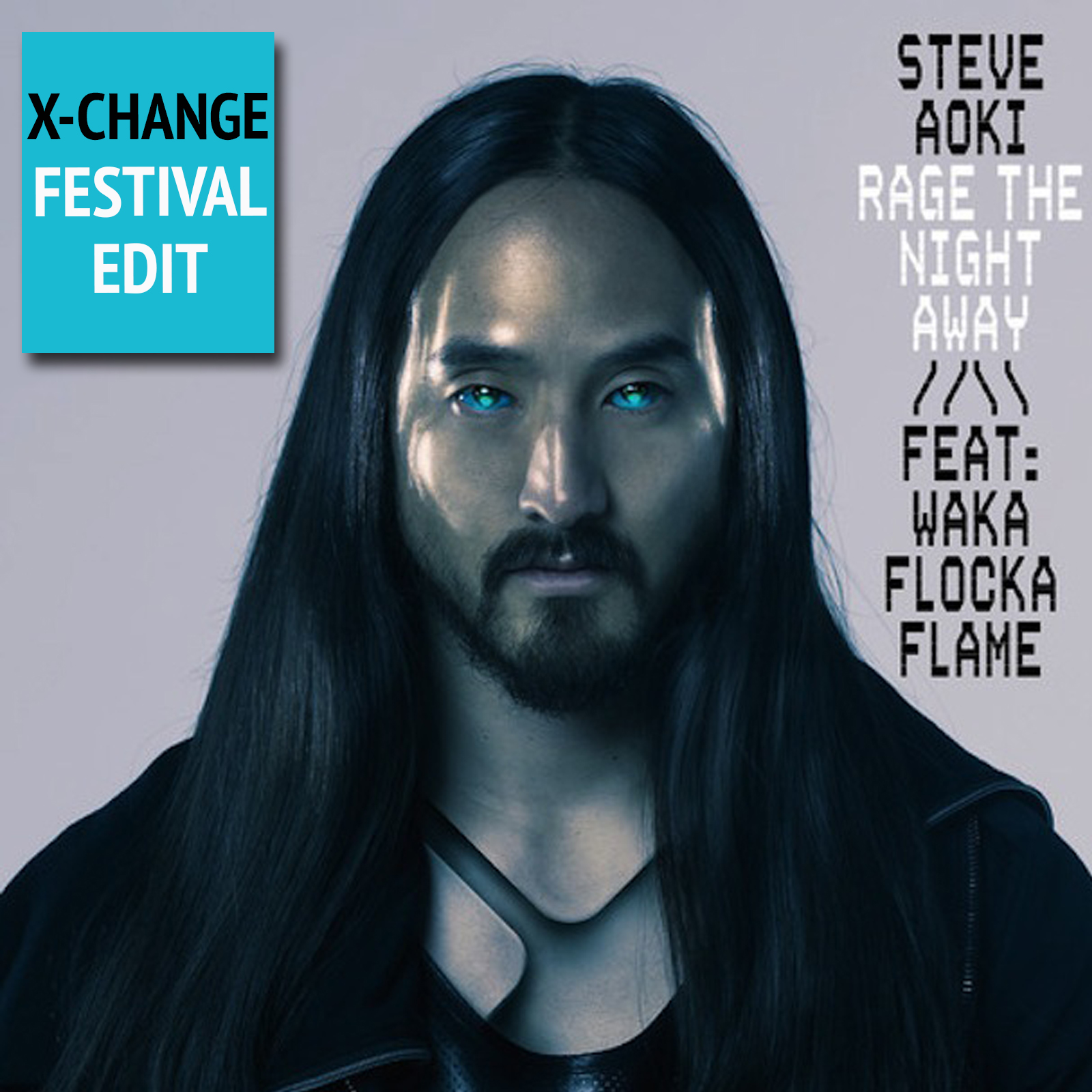 Free Download: Steve Aoki – Rage The Night Away (X-Change Festival Edit)