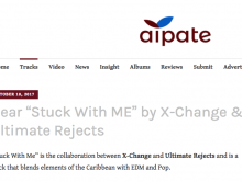"""Stuck With Me"" on Aipate Blog"