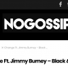 """Black & Blue"" featured on No Gossip LA"
