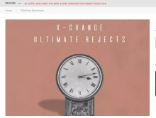 EDM Joy: X-Change And Ultimate Rejects Release Another Killer Free Download