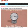 """Vents Magazine Epic Sounds: """"Blame The Moment"""""""
