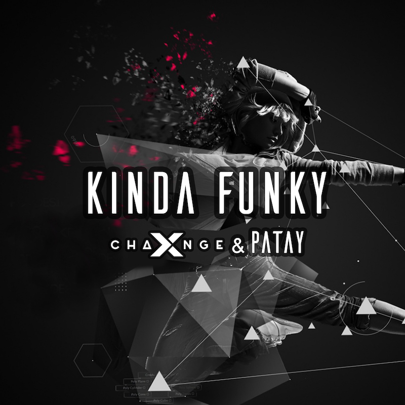 X-Change & PATAY - Kinda Funky ARTWORK
