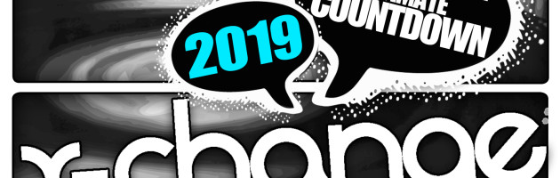 NYE 2019 Countdown: DJ X-Change – New Years Eve Ultimate Countdown 2019