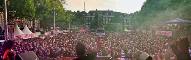 Housebootlegs Mainstage at Pride Festival – Amsterdam, Netherlands