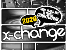 NYE 2020 Countdown: DJ X-Change – New Years Eve Ultimate Countdown 2020