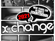 NYE 2021 Countdown: DJ X-Change – New Years Eve Ultimate Countdown 2021